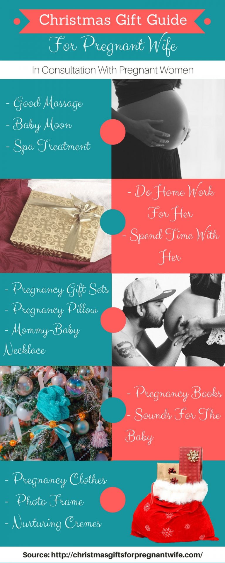 Best ideas about Holiday Gift Ideas For Wife . Save or Pin Best Christmas Gifts For Pregnant Wife – Submit Infographics Now.