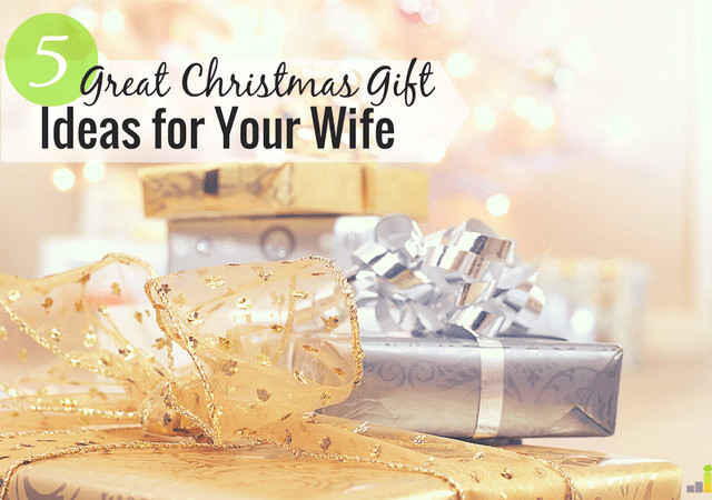 Best ideas about Holiday Gift Ideas For Wife . Save or Pin 5 Great Christmas Gift Ideas For Clueless Husbands Now.