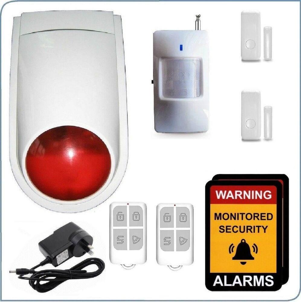 Best ideas about Home Alarm Systems DIY . Save or Pin Wireless Home Security DIY Intruder burglar Alarm system Now.