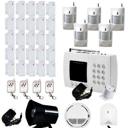 Best ideas about Home Alarm Systems DIY . Save or Pin AAS 600 Wireless Home Security Alarm System Pet Immune DIY Now.