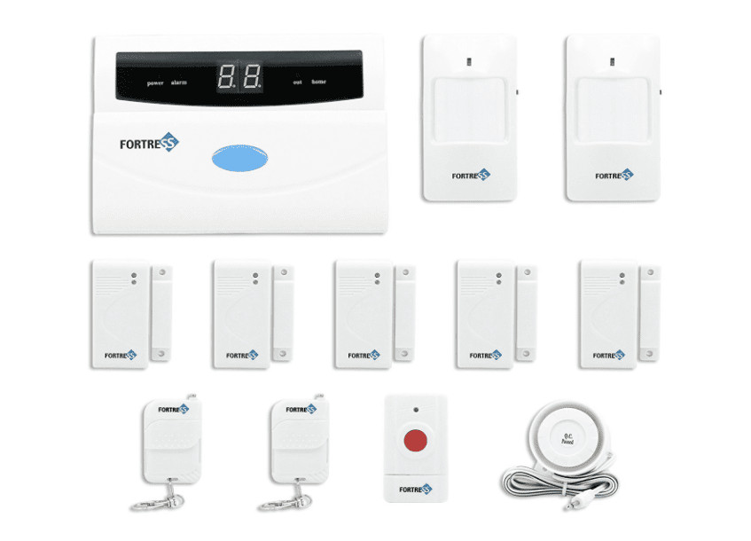 Best ideas about Home Alarm Systems DIY . Save or Pin The 9 Best DIY Home Security Systems to Buy in 2018 Now.