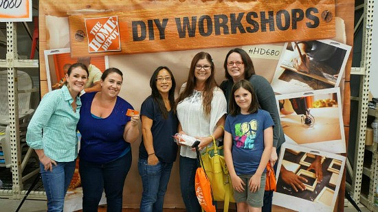 Best ideas about Home Depot DIY Workshop . Save or Pin The Home Depot Do It Herself Workshop Tonya Staab Now.