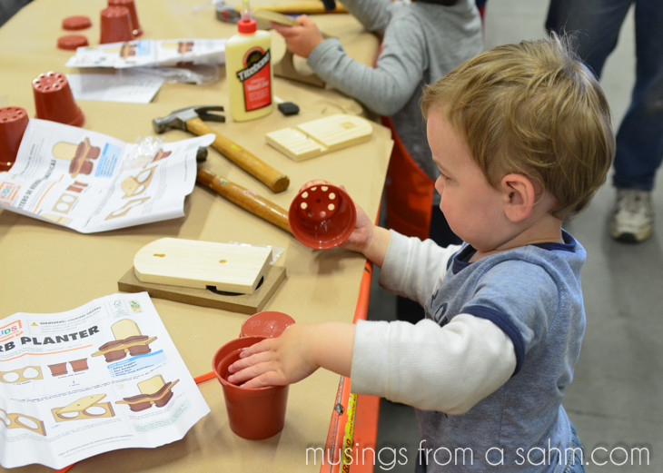 Best ideas about Home Depot DIY Workshop . Save or Pin DIY for Kids at The Home Depot Kids Workshop DigIn Now.