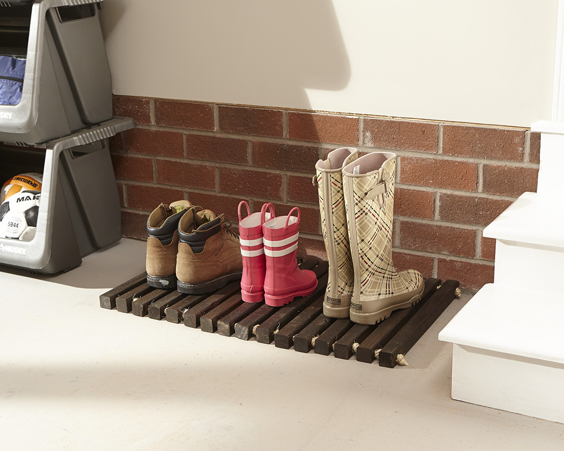 Best ideas about Home Depot DIY Workshop . Save or Pin Build a DIY Wooden Door Mat ‹ Build Basic Now.