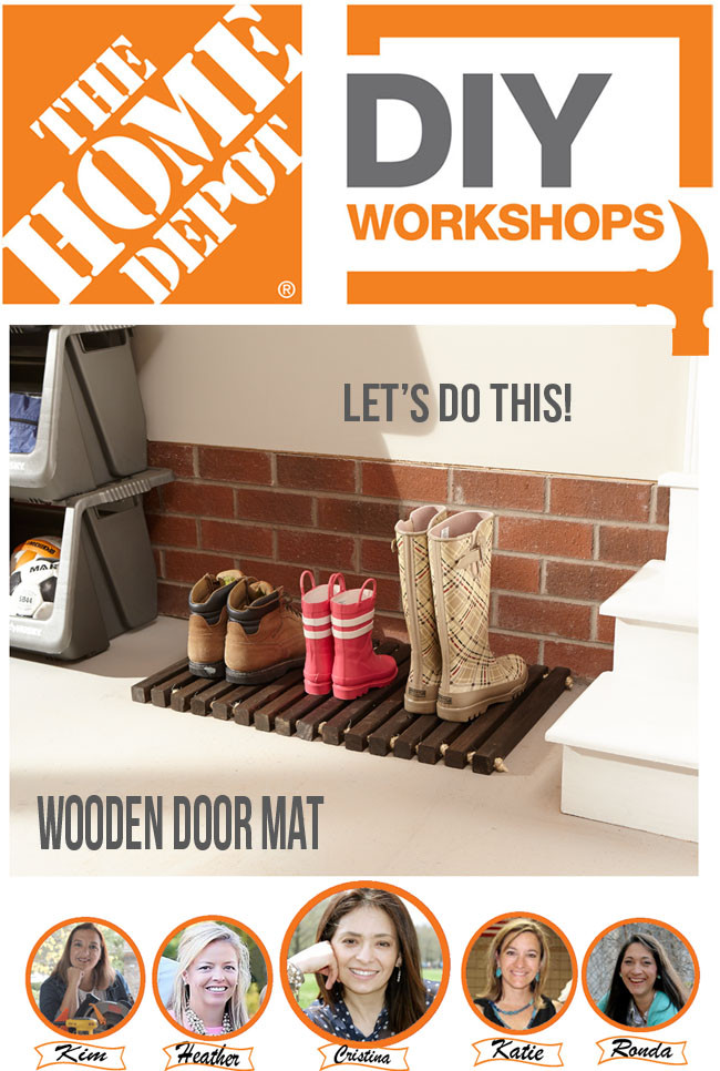 Best ideas about Home Depot DIY Workshop . Save or Pin Batchelors Way The Home Depot DIY Workshops 2016 Now.