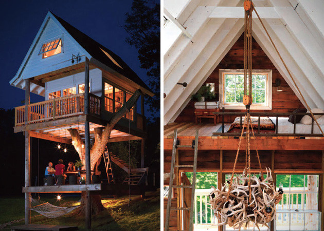 Best ideas about Home For Adults . Save or Pin Forever Young The 18 Greatest Tree Houses For Adults Now.