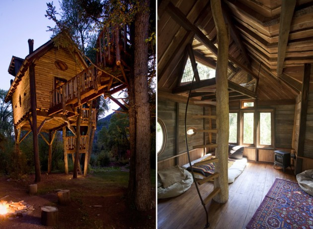 Best ideas about Home For Adults . Save or Pin 15 Unique And Extraordinary Treehouses For Adults Now.