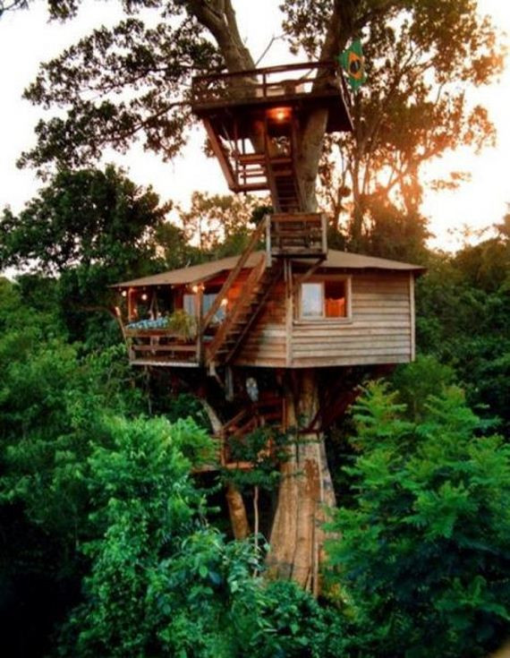 Best ideas about Home For Adults . Save or Pin Tree Houses for Adults Barnorama Now.