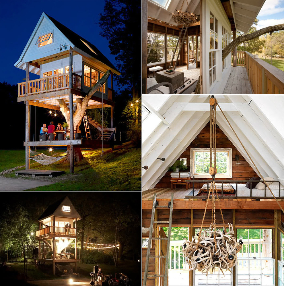 Best ideas about Home For Adults . Save or Pin 17 Tree Houses For Adults Now.