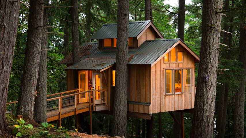 Best ideas about Home For Adults . Save or Pin Would You Live in a Treehouse The Atlantic Now.