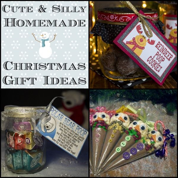 Best ideas about Home Made Gag Gift Ideas . Save or Pin Cute And Funny Homemade Christmas Gift Ideas Guaranteed To Now.