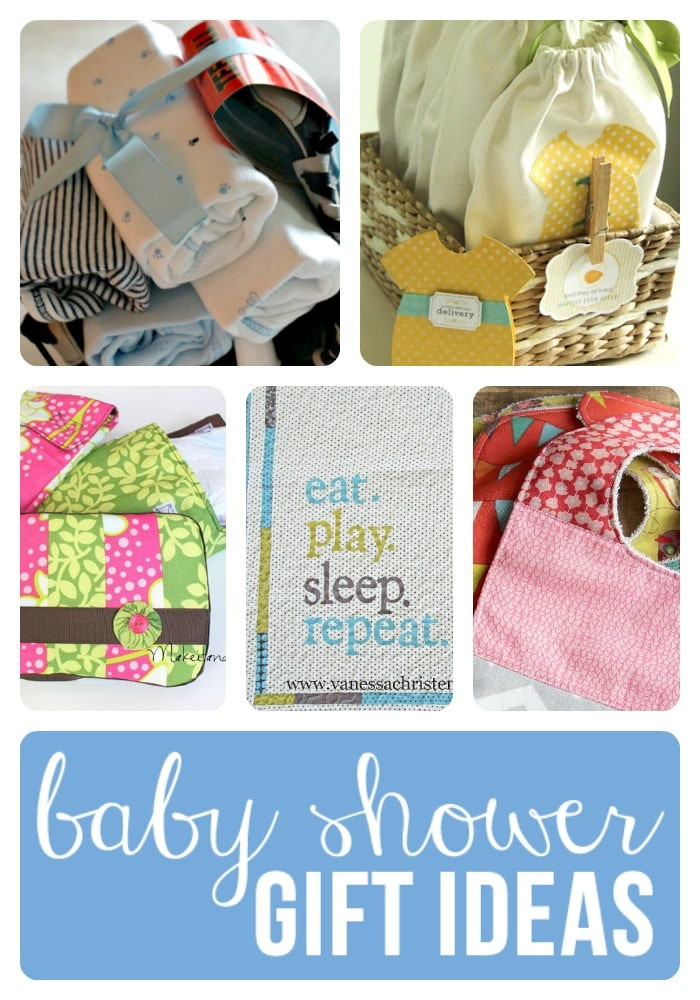 Best ideas about Homemade Baby Shower Gift Ideas . Save or Pin Homemade Baby Shower Gifts Somewhat Simple Now.