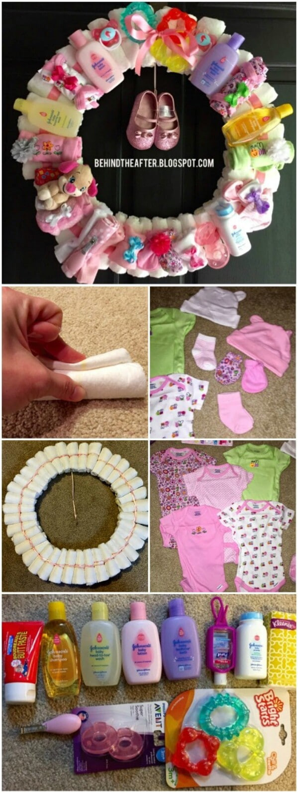 Best ideas about Homemade Baby Shower Gift Ideas . Save or Pin 25 Enchantingly Adorable Baby Shower Gift Ideas That Will Now.
