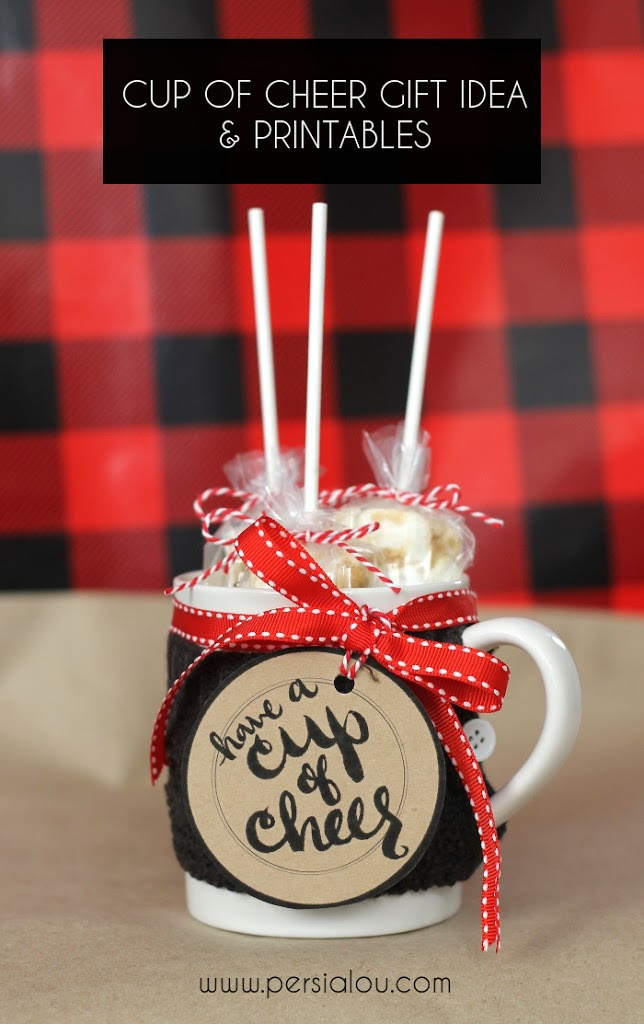 Best ideas about Homemade Cheer Gift Ideas . Save or Pin 25 Handmade Christmas Gifts Under $5 A Pumpkin And A Now.