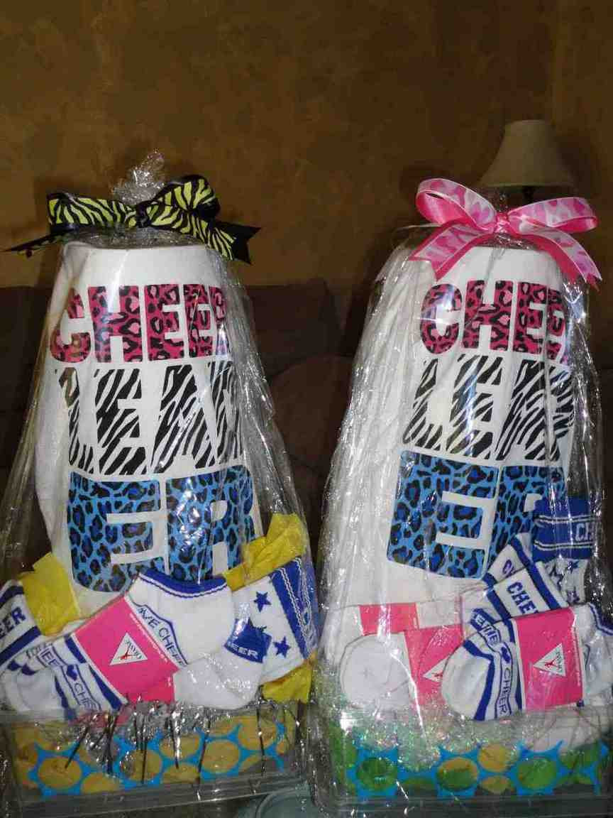 Best ideas about Homemade Cheer Gift Ideas . Save or Pin Cheer Gifts Pick the Right for the Cheerleader in Your Now.