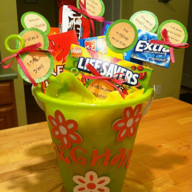 Best ideas about Homemade Cheer Gift Ideas . Save or Pin Cute Homemade Cheerleading Gifts – Homemade Ftempo Now.