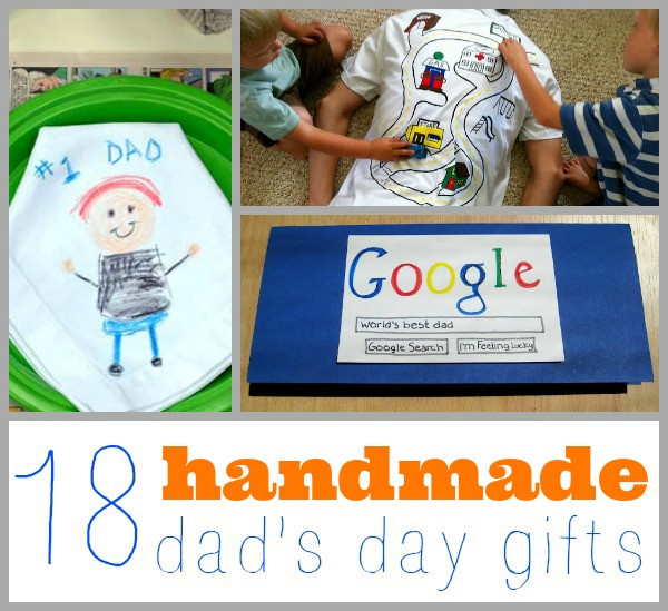 Best ideas about Homemade Gift Ideas For Daddy . Save or Pin 18 Handmade Dad s Day Gift ideas C R A F T Now.