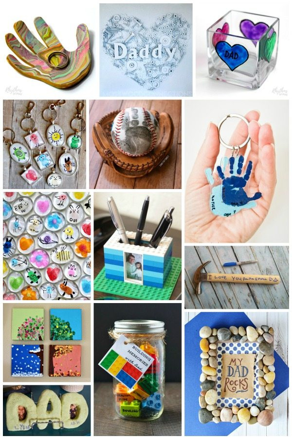 Best ideas about Homemade Gift Ideas For Daddy . Save or Pin Homemade Father s Day Gifts for Dad from Kids Now.