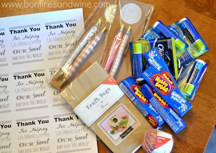 Best ideas about Homemade Nurses Week Gift Ideas . Save or Pin 1000 ideas about Delivery Nurse Gifts on Pinterest Now.