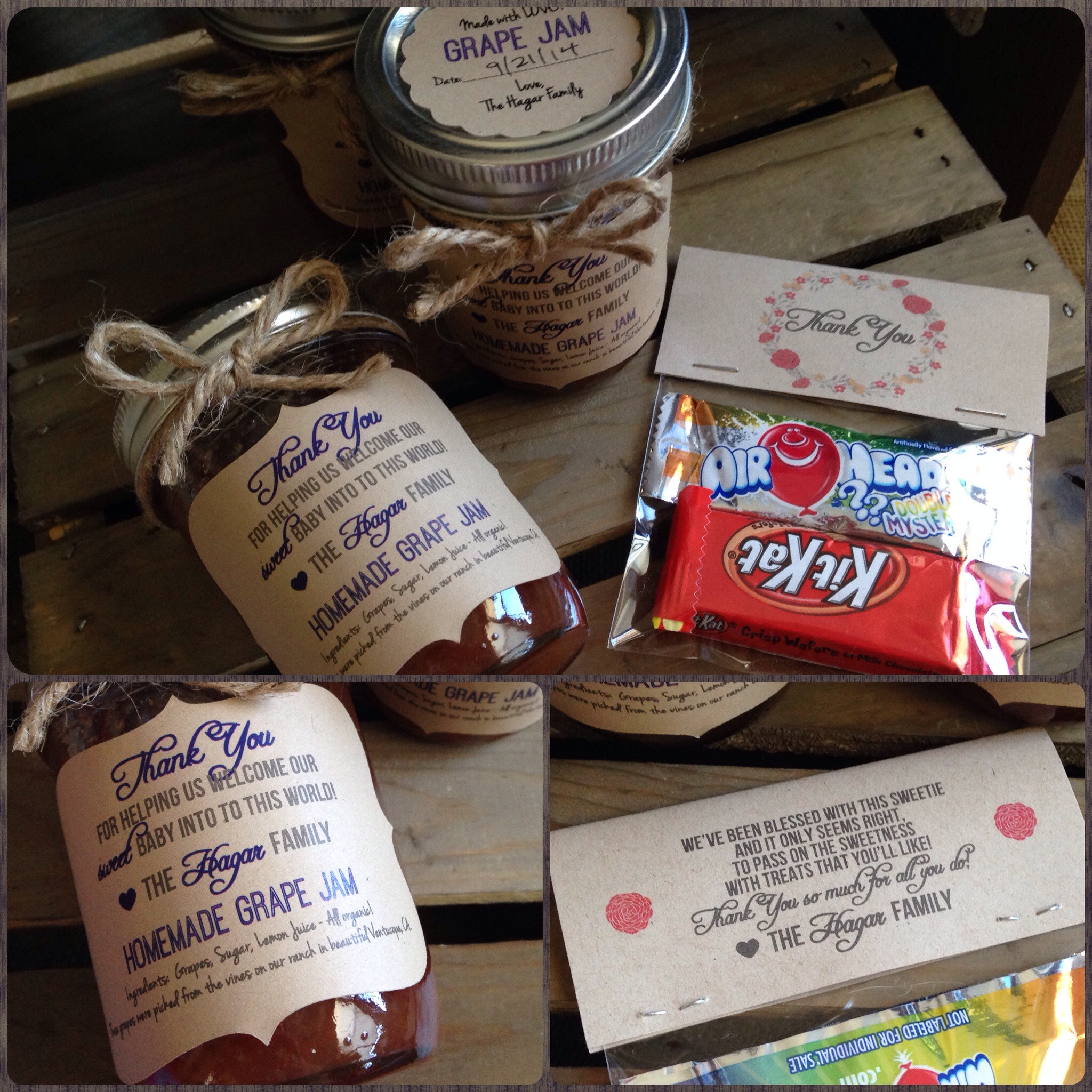 Best ideas about Homemade Nurses Week Gift Ideas . Save or Pin K&V Crafts Now.