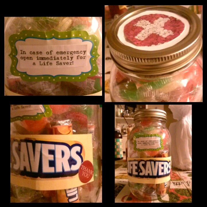 Best ideas about Homemade Nurses Week Gift Ideas . Save or Pin 12 best images about Hospital Thank Yous on Pinterest Now.