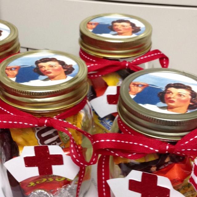 Best ideas about Homemade Nurses Week Gift Ideas . Save or Pin Best 25 Nurses week ts ideas on Pinterest Now.