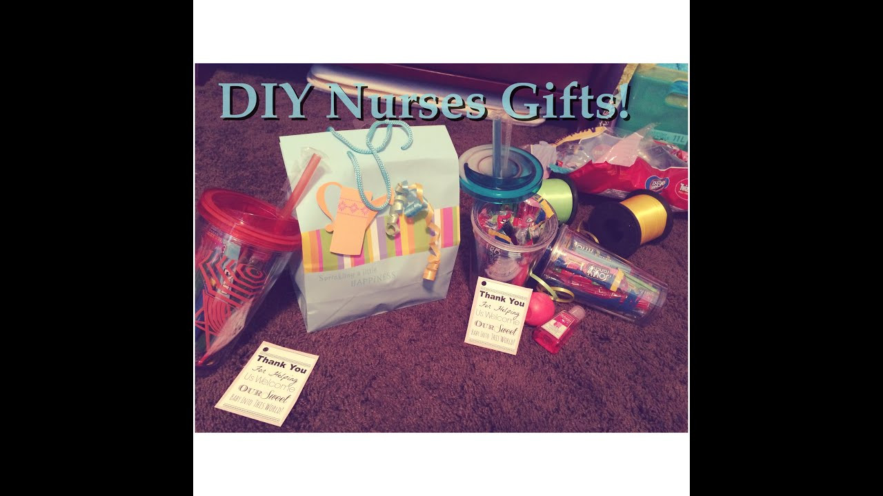 Best ideas about Homemade Nurses Week Gift Ideas . Save or Pin DIY Nurses Gifts Now.