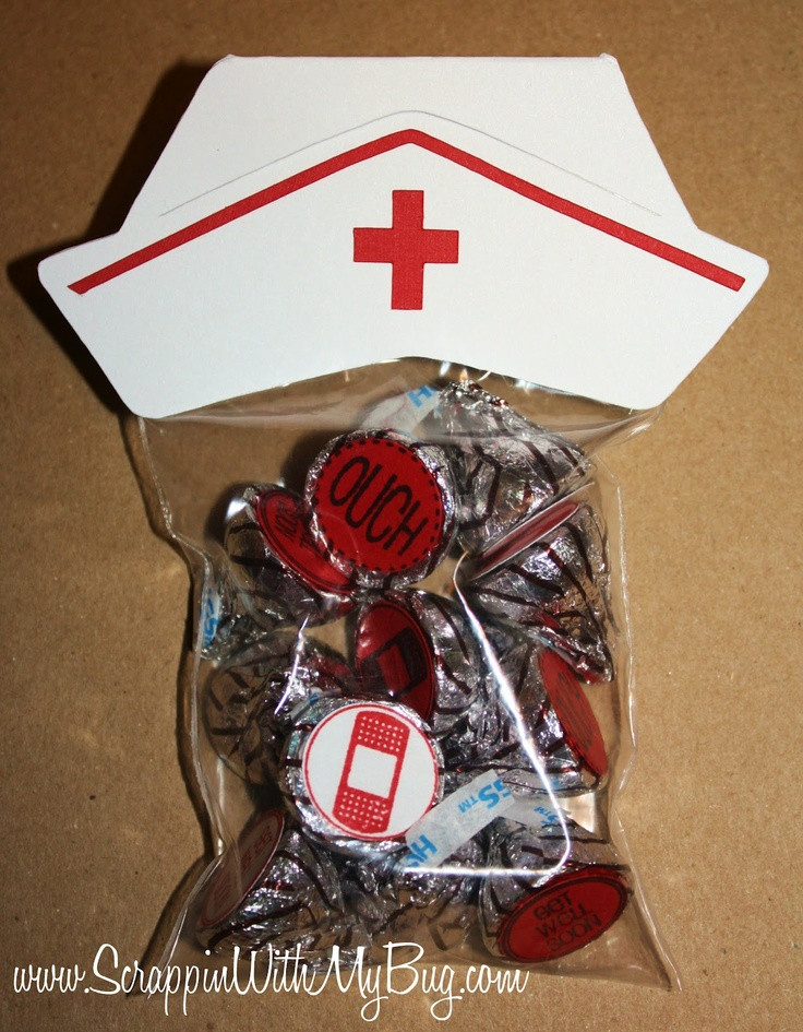 Best ideas about Homemade Nurses Week Gift Ideas . Save or Pin 17 Best ideas about Nurse Appreciation Gifts on Pinterest Now.