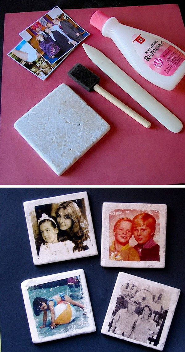 Best ideas about Homemade Photo Gift Ideas . Save or Pin DIY Personalized Gifts for Your Loved es Hative Now.