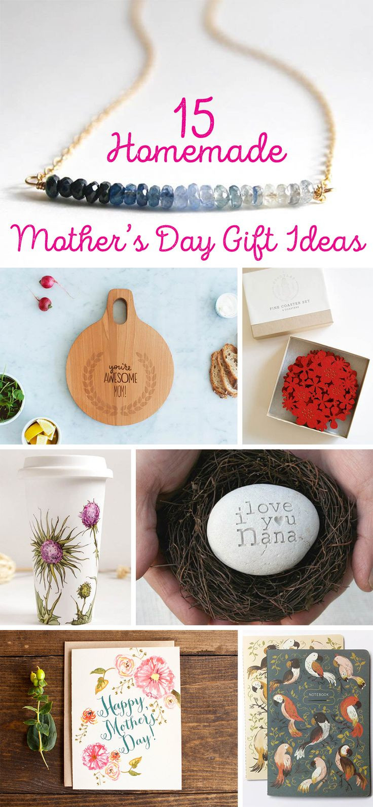 Best ideas about Homemade Photo Gift Ideas . Save or Pin From luscious cake pops to painted travel mugs 15 Now.