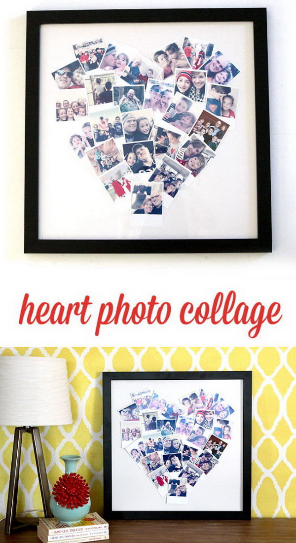 Best ideas about Homemade Photo Gift Ideas . Save or Pin 20 DIY Gift Ideas & Tutorials Styletic Now.