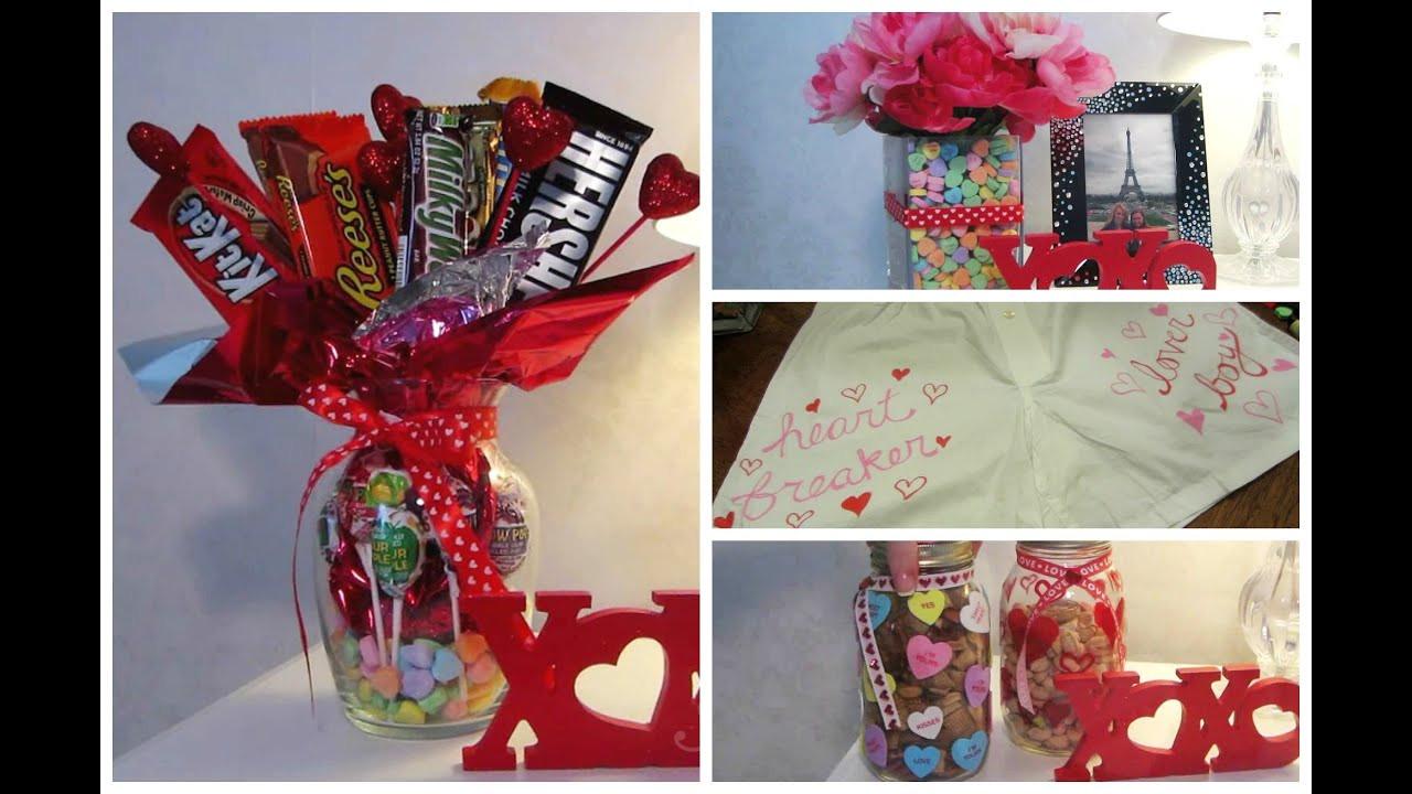 Best ideas about Homemade Valentine Gift Ideas . Save or Pin Cute Valentine DIY Gift Ideas Now.