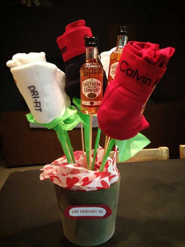 Best ideas about Homemade Valentine Gift Ideas . Save or Pin 25 Easy DIY Valentines Day Gift and Card Ideas Now.