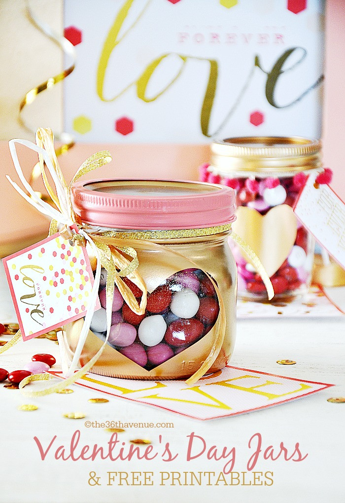 Best ideas about Homemade Valentine Gift Ideas . Save or Pin Handmade Valentines DIY Gift Ideas The 36th AVENUE Now.