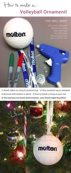 Best ideas about Homemade Volleyball Gift Ideas . Save or Pin 1000 images about Volleyball Gift Ideas on Pinterest Now.