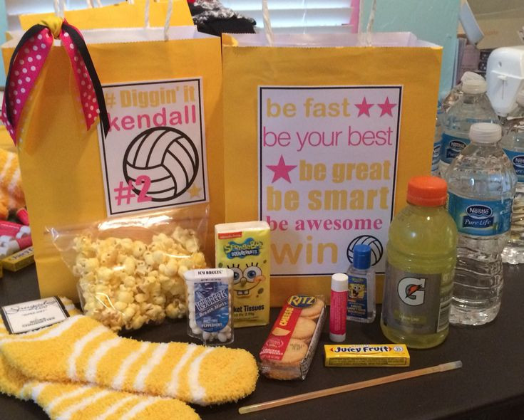 Best ideas about Homemade Volleyball Gift Ideas . Save or Pin Best 25 Volleyball ts ideas on Pinterest Now.