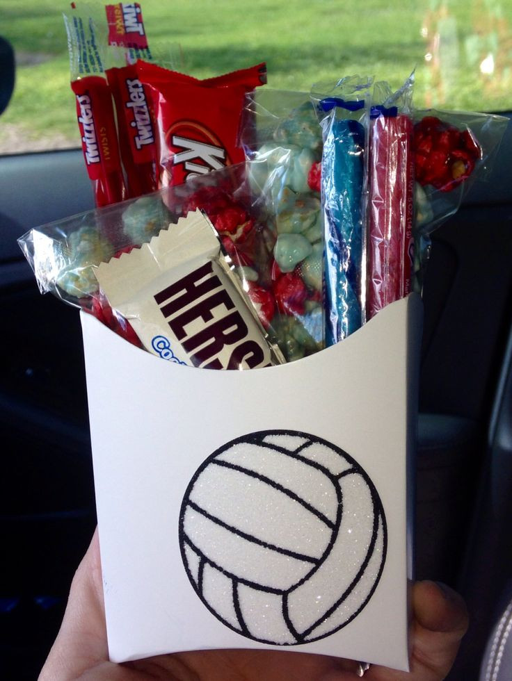 Best ideas about Homemade Volleyball Gift Ideas . Save or Pin 25 bästa Volleyball ts idéerna på Pinterest Now.