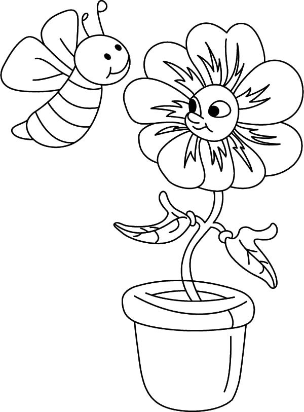 Best ideas about Honey Bee Coloring Pages For Kids . Save or Pin Worker Honey Bee Coloring Pages Worker Honey Bee Coloring Now.
