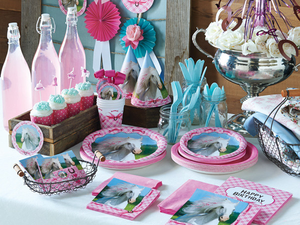Best ideas about Horse Birthday Party Supplies . Save or Pin Heart My Horse Now.