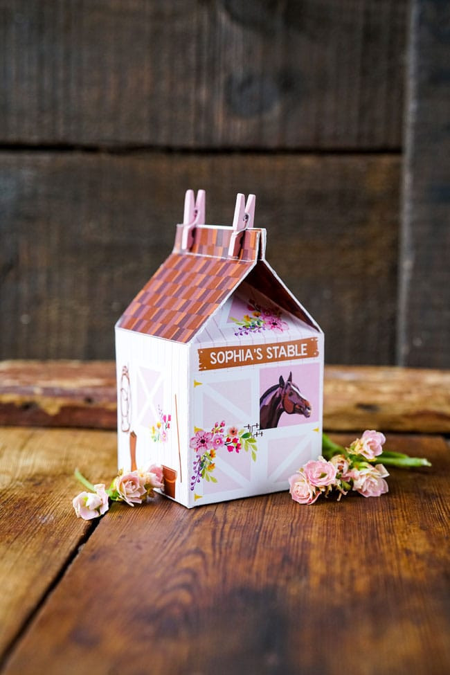 Best ideas about Horse Birthday Party Supplies . Save or Pin Rustic Horse Birthday Party For Girls Pretty My Party Now.