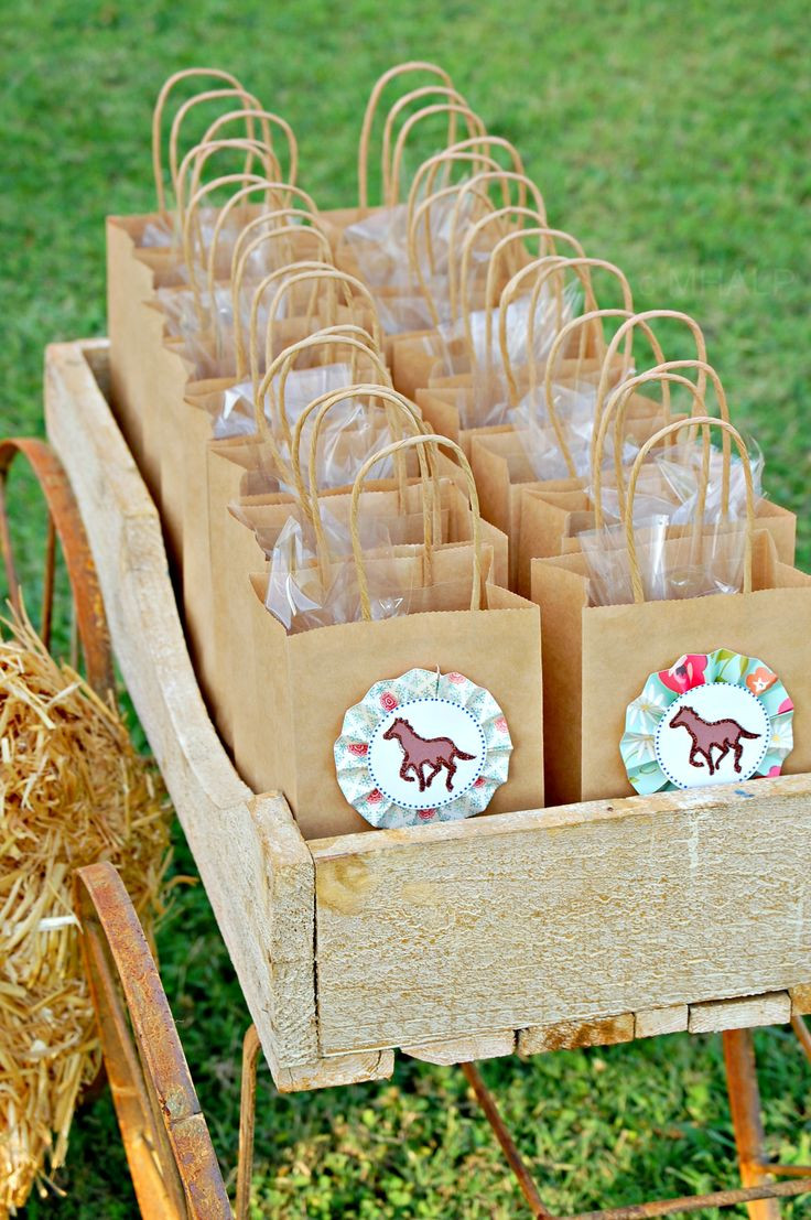 Best ideas about Horse Birthday Party Supplies . Save or Pin 25 best ideas about Horse Party Favors on Pinterest Now.
