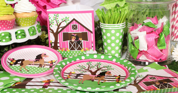 Best ideas about Horse Birthday Party Supplies . Save or Pin Playful Pony Party Ideas Birthday Party Stuff Now.