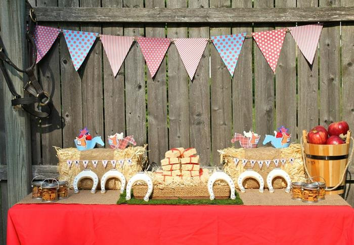 Best ideas about Horse Birthday Party Supplies . Save or Pin Kara s Party Ideas Saratoga Horse Racetrack Party Planning Now.