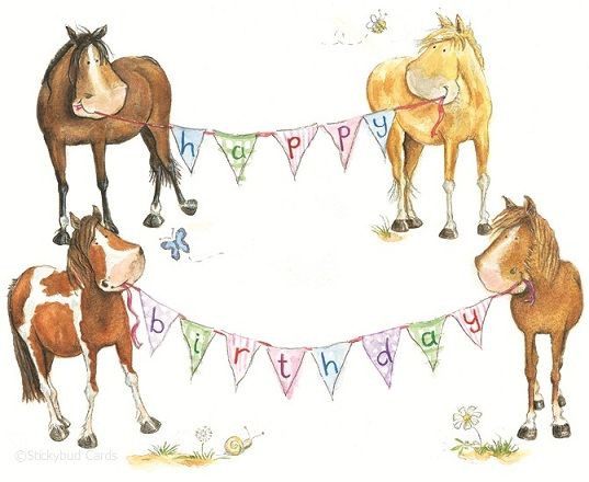 Best ideas about Horse Birthday Wishes . Save or Pin Horse Birthday Greetings Now.