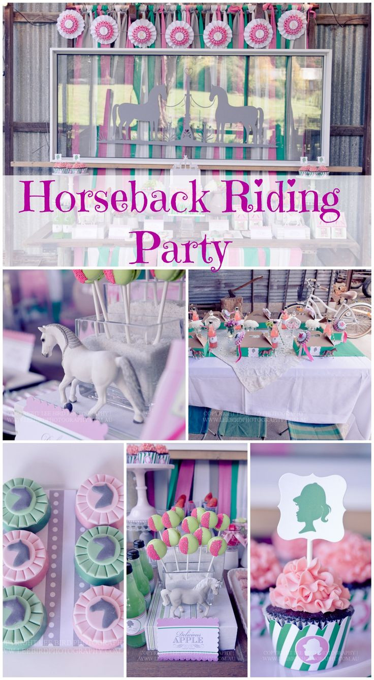 Best ideas about Horse Riding Birthday Party . Save or Pin 1000 images about GS Badge Junior Horseback Riding on Now.