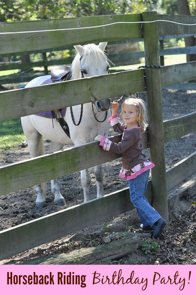 Best ideas about Horse Riding Birthday Party . Save or Pin 17 Best images about Girl Birthday Party Ideas on Now.