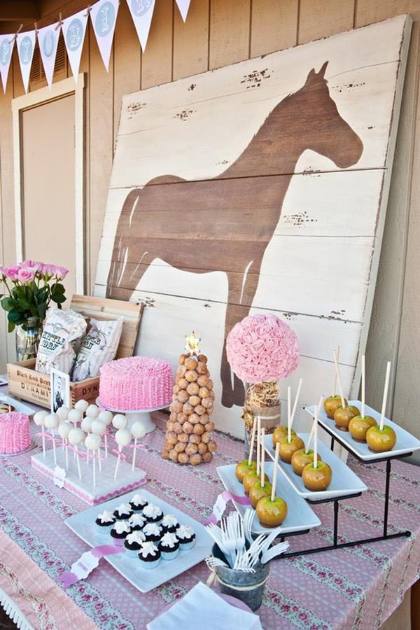 Best ideas about Horse Riding Birthday Party . Save or Pin Horse Riding Birthday Parties Now.