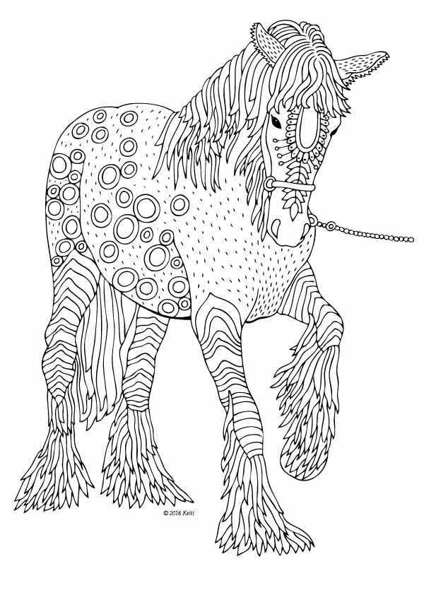 Best ideas about Horses Coloring Pages For Adults . Save or Pin 161 best images about Horse drawings on Pinterest Now.