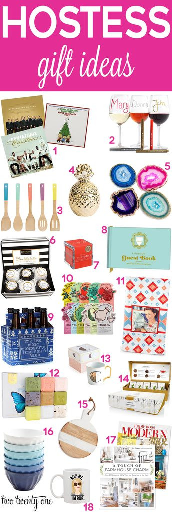 Best ideas about Host Gift Ideas . Save or Pin Hostess Gift Ideas Now.