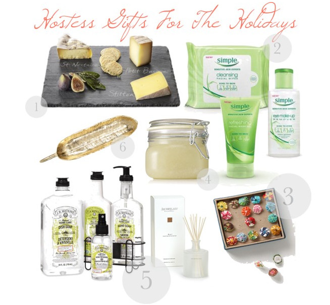 Best ideas about Host Gift Ideas . Save or Pin Hostess Gifts For The Holidays – Ramshackle Glam Now.